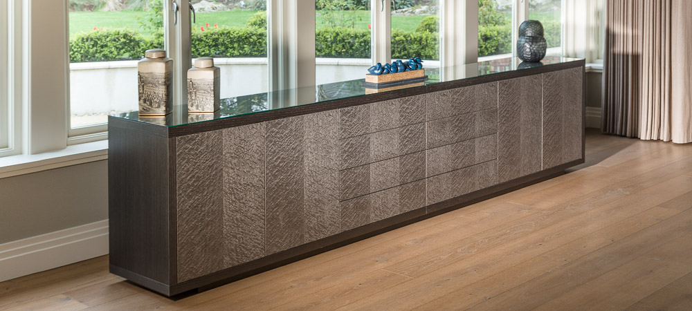 martin gallagher designs and creates contemporary bespoke furniture