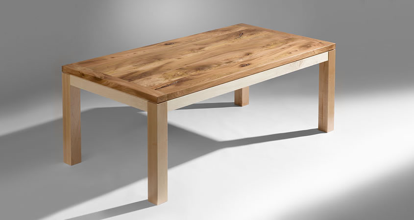 Dining table - Maple and Elm